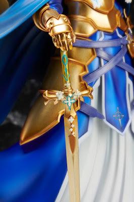 """Figuras: Imágenes de la preciosa figura de Alice Schuberg de """"Sword Art Online: Alicization"""" - Genco"""