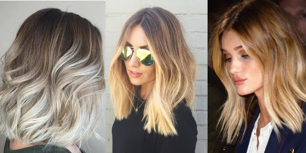 Trendy Ombre for Long Bob Haircuts! - The HairCut Web