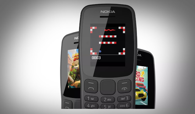 Charges will continue for 21 days, 'Nokia 106'!