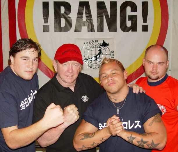 Wrestling News Center: BANG New Years Eve in Ocala, FL