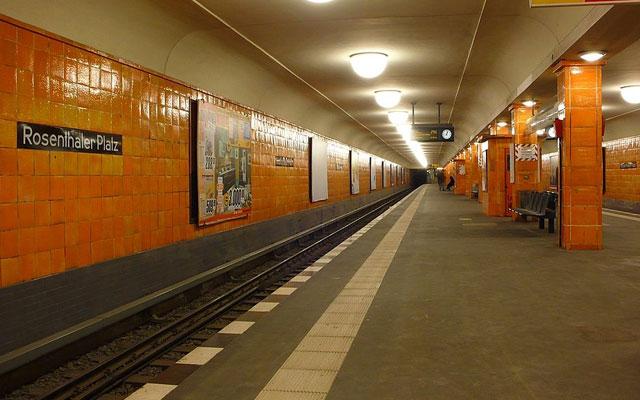 Misteri Tembok Stasiun Bawah Tanah Mohrenstrasse