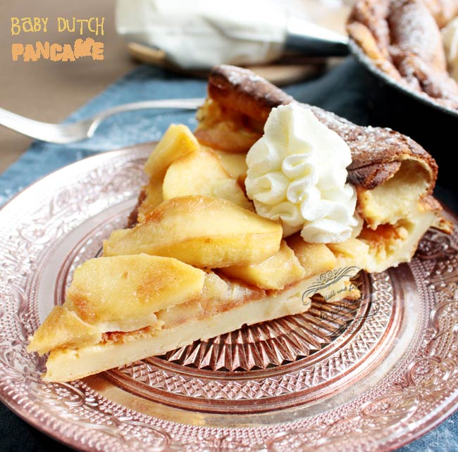 dutch baby pancake mixeur