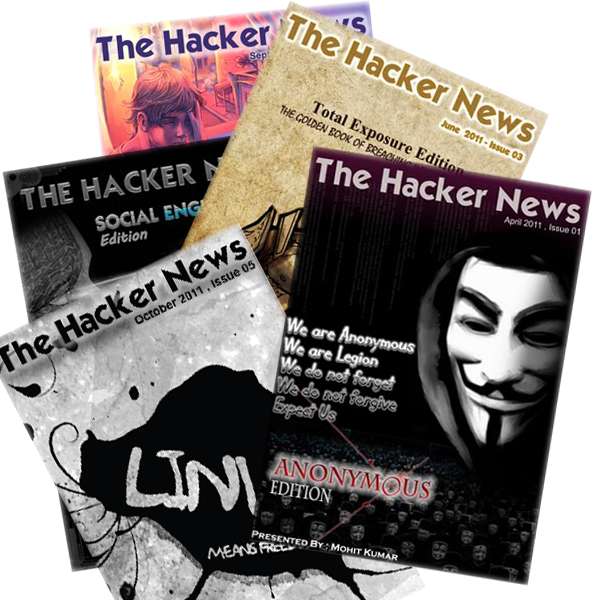 [Call for Article] The Hacker News Magazine - November 2011 Edition