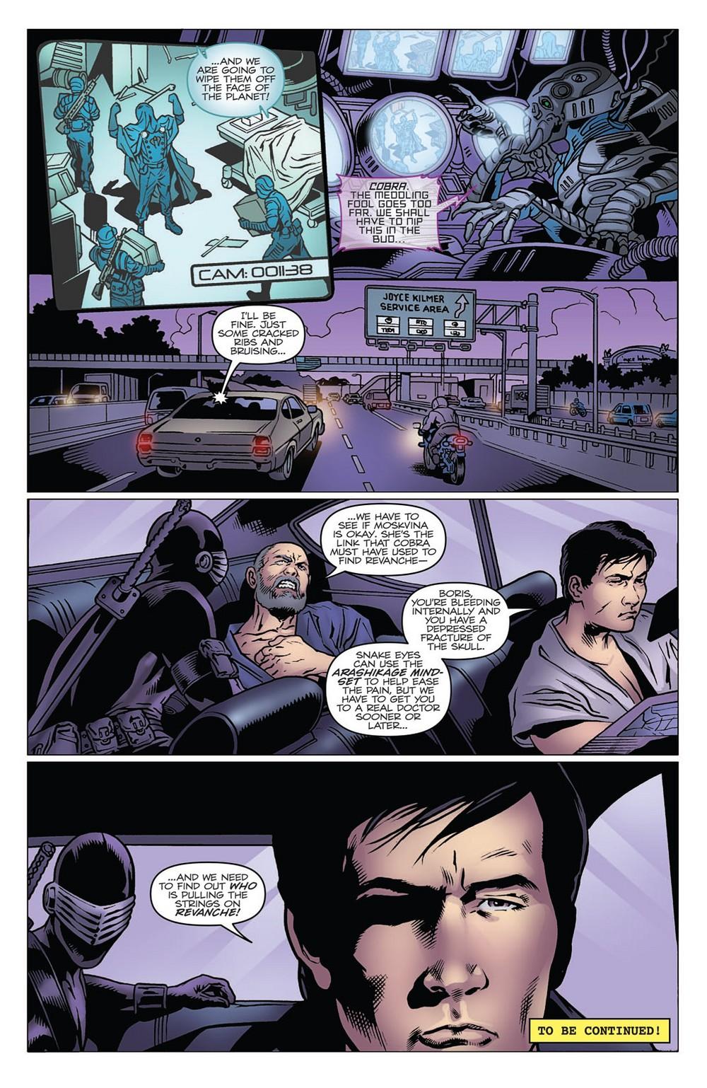 G.I. Joe: A Real American Hero 175 Page 25