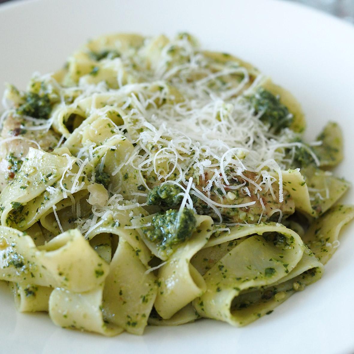 Italialainen ruoka syntyy ensiluokkaisista raaka-aineista