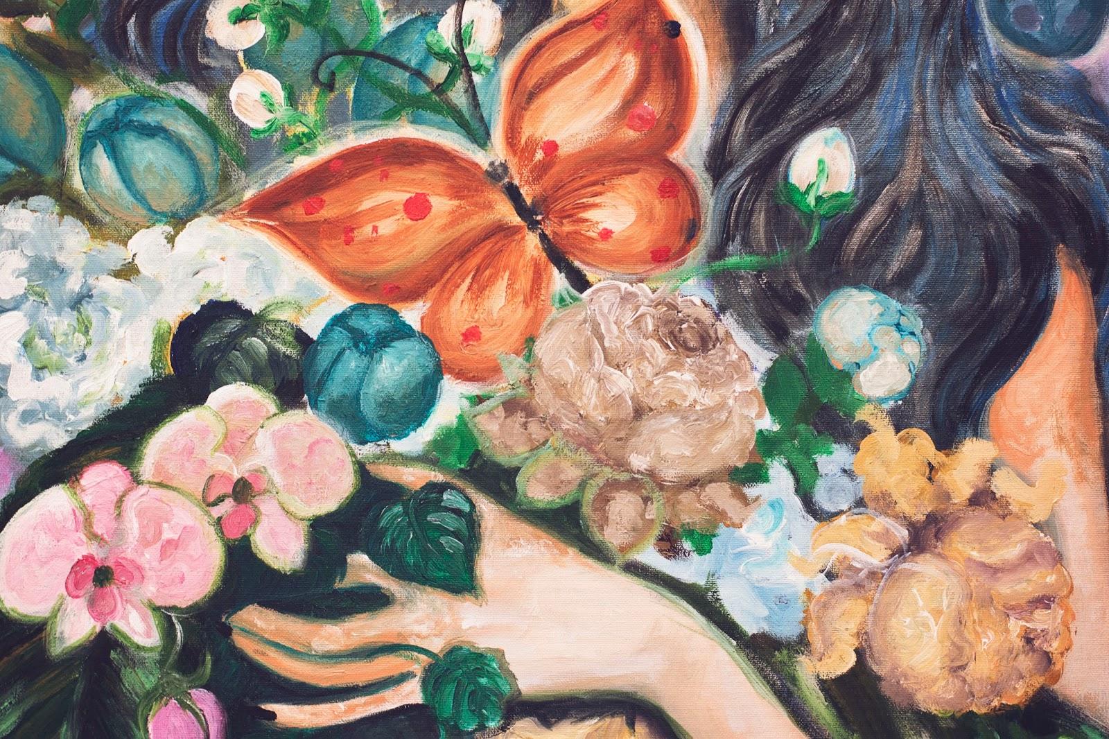 Alisa Gromova pinturas