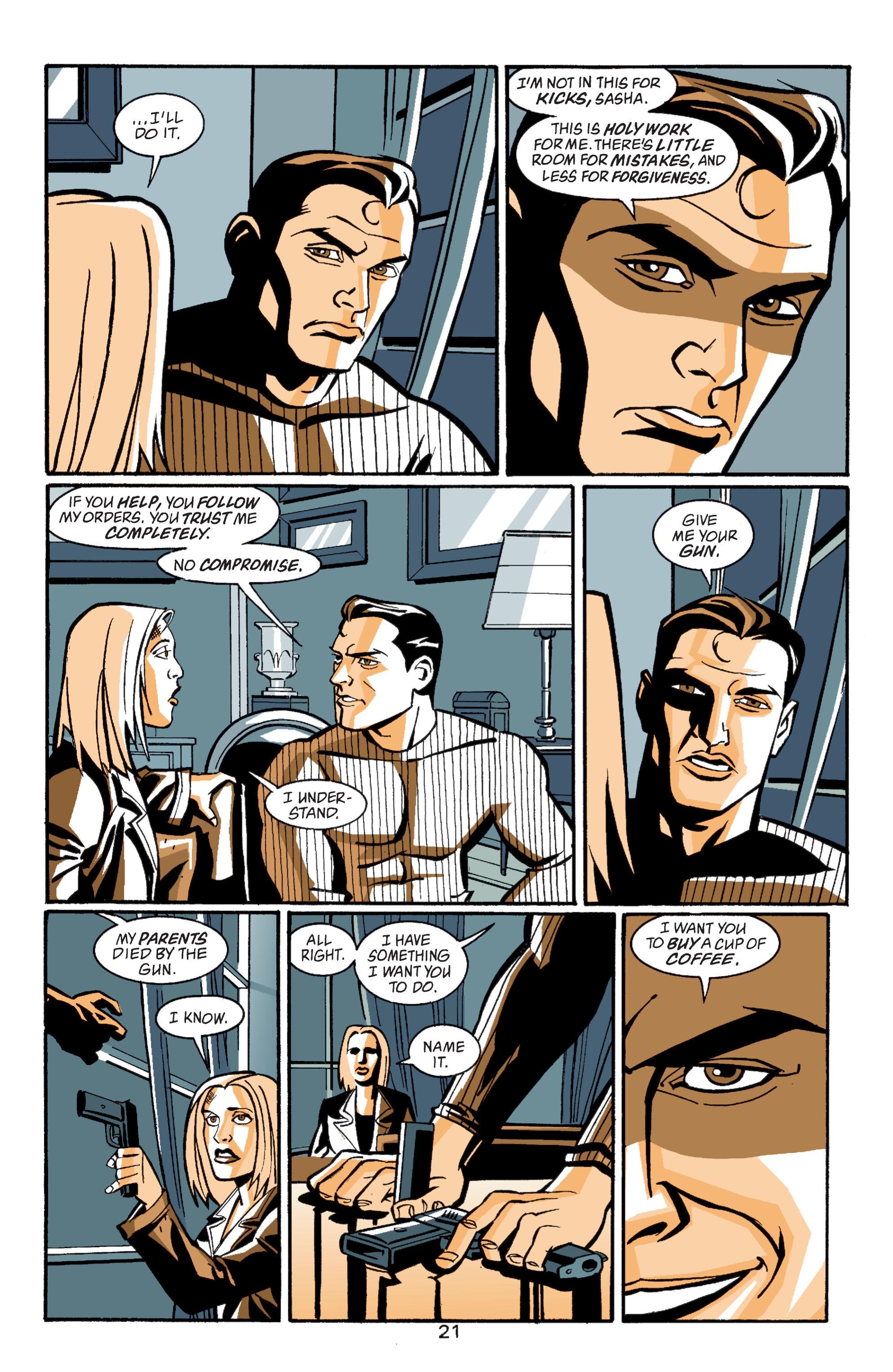 Detective Comics (1937) 759 Page 21