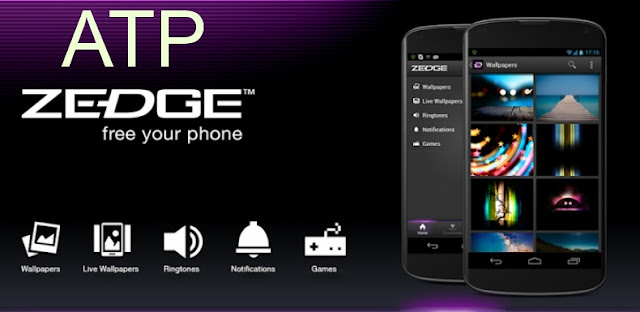 Steps to Download Zedge for PC, Laptop in Windows 7,8,XP, mac: