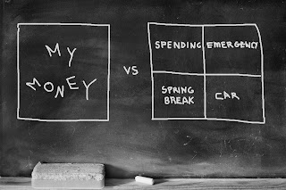 Mixed Up Money Vs Organized Money