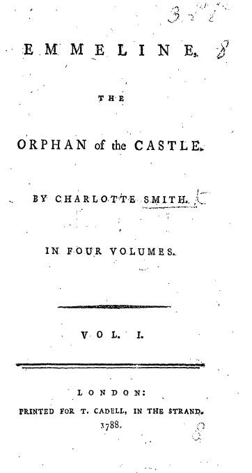 Emmeline title page