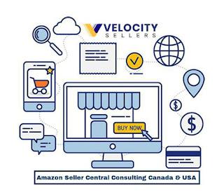 amazon seller central consulting canada & USA