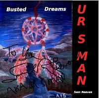 Busted Dreams Cd (autographed)