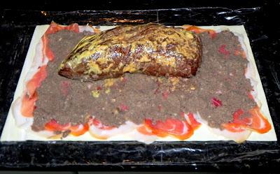 receita modo preparo carne