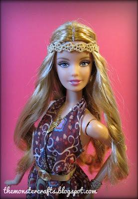 Barbie Music Festivals Blake