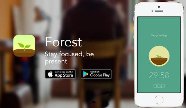 Forest: Stay focused - Η εφαρμογή που σε ανταμείβει όταν απέχεις από το κινητό σου
