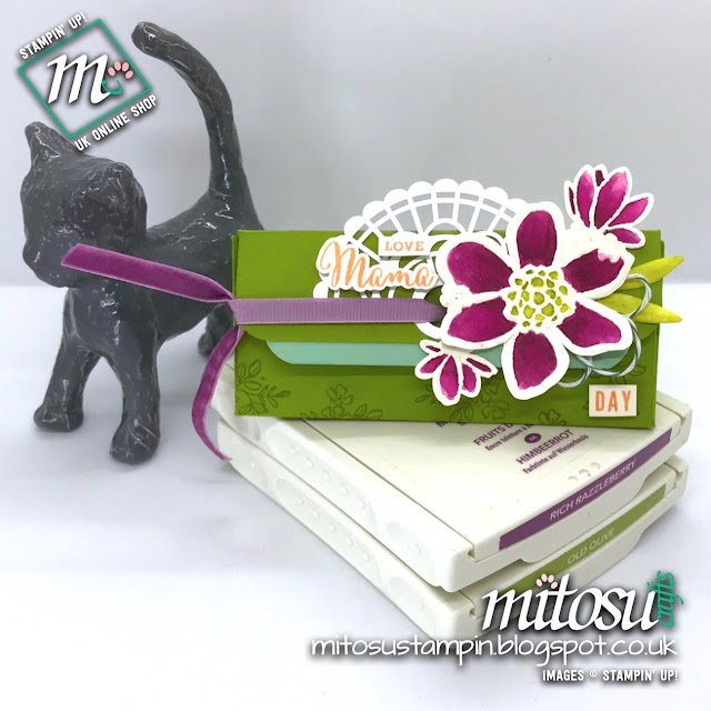 Stampin' Up! Share What You Love SU Gift Box Idea order from Mitosu Crafts UK Online Shop