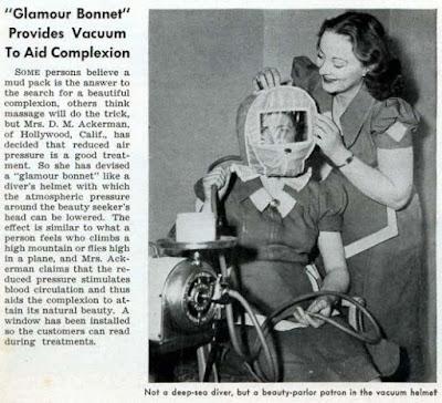 Glamour Bonnet
