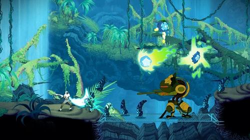 Sundered: Eldritch Edition Gameplay