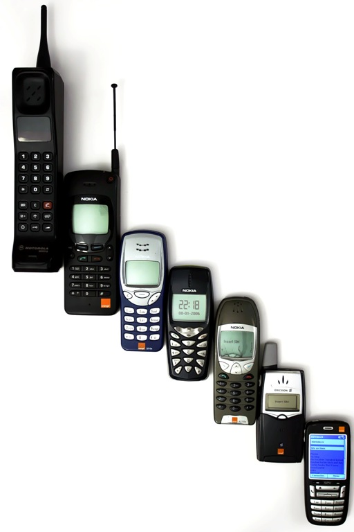 Cell phones a revolution for our