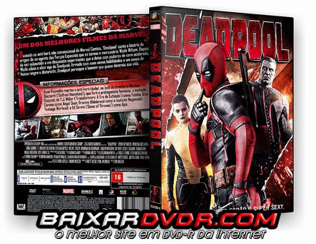 DEADPOOL (2016) DUAL AUDIO DVD-R OFICIAL
