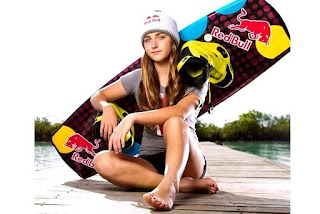 Larisa Morales Wakeboard México