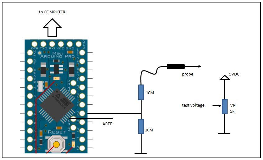 Arduino voltage measurement make it easy