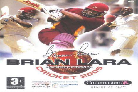 Download Brian Lara International Cricket 2005 Game For PC