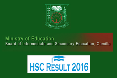 How to get HSC result 2016 Comilla education Board