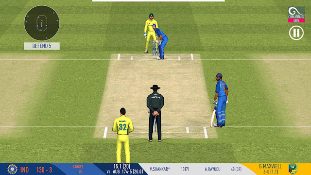 Real Cricket 19 2.3 Update