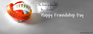 Happy Friendship Day HD Cover Pic for FB