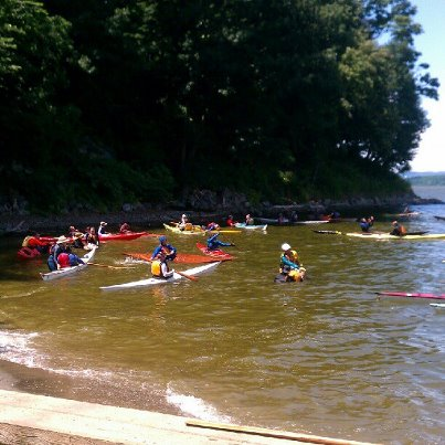 HRGF found a new venue at Croton Point Park