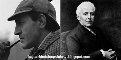 Sherlock Holmes es Joseph Bell