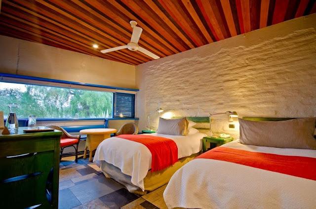 Hotel de luxo Explora Atacama em San Pedro de Atacama