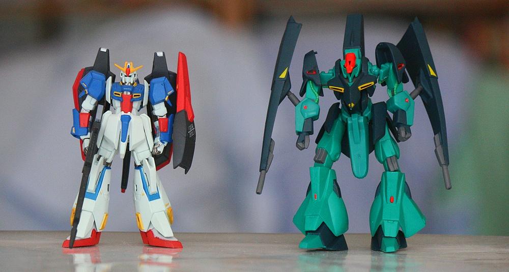 Gundam M.F.S Mini Figure Selection Plus ORX-005 Gaplant  Figure BANDAI
