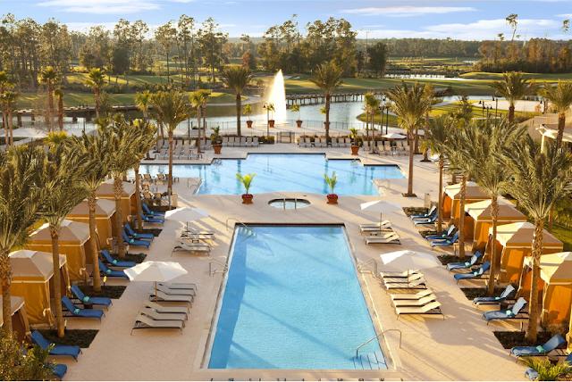 10 hotéis de luxo em Orlando