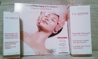 Clarins, Clarins Gold Salon, Clarins Gold Salon Cardiff, Pampering, Bride Pampering. Facials