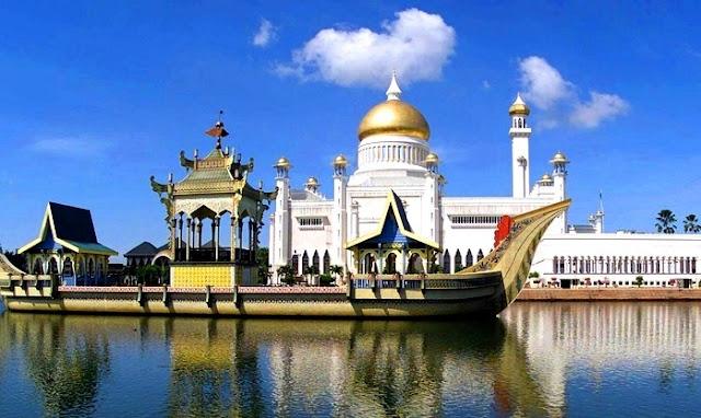 Sejarah Brunei Darussalam