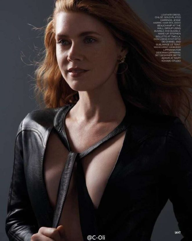 amy adams sexy pics in elle magazine 01