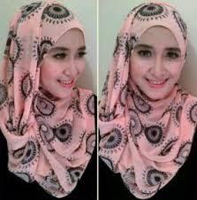 Model Hijab Pashmina Kaos Modern Terbaru
