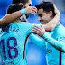 Barcelona fans praise Philippe Coutinho after his lovely cameo against Eibar