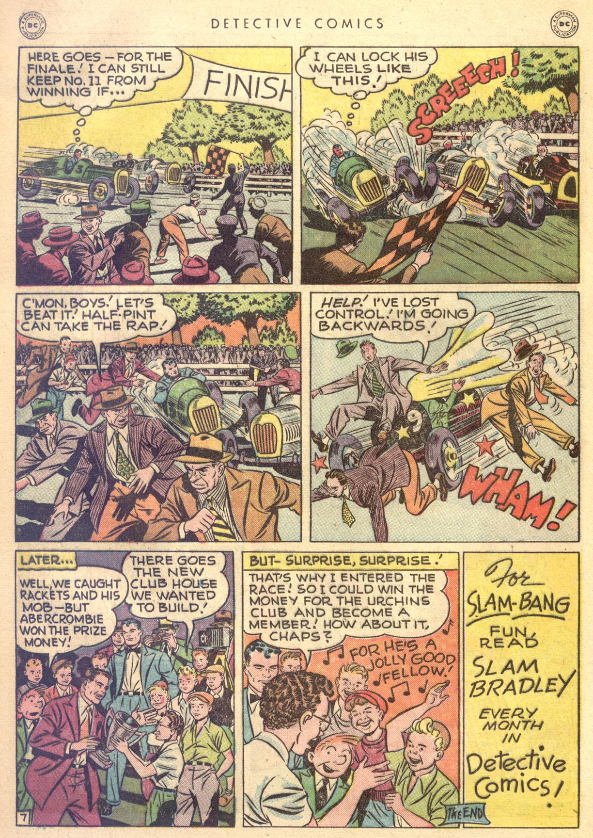 Read online Detective Comics (1937) comic -  Issue #134 - 22