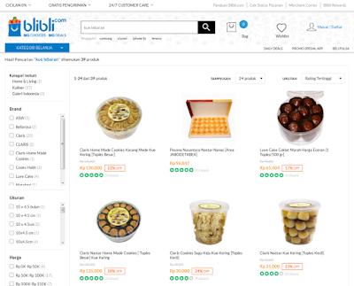 5 Alasan Terbaik Berbelanja Aneka Kue Lebaran Di Toko Online