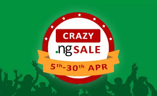 Domainking crazy .ng sale promo