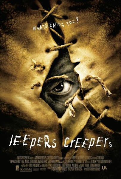 Poster Of Jeepers Creepers 2001 720p Hindi BRRip Dual Audio Full Movie