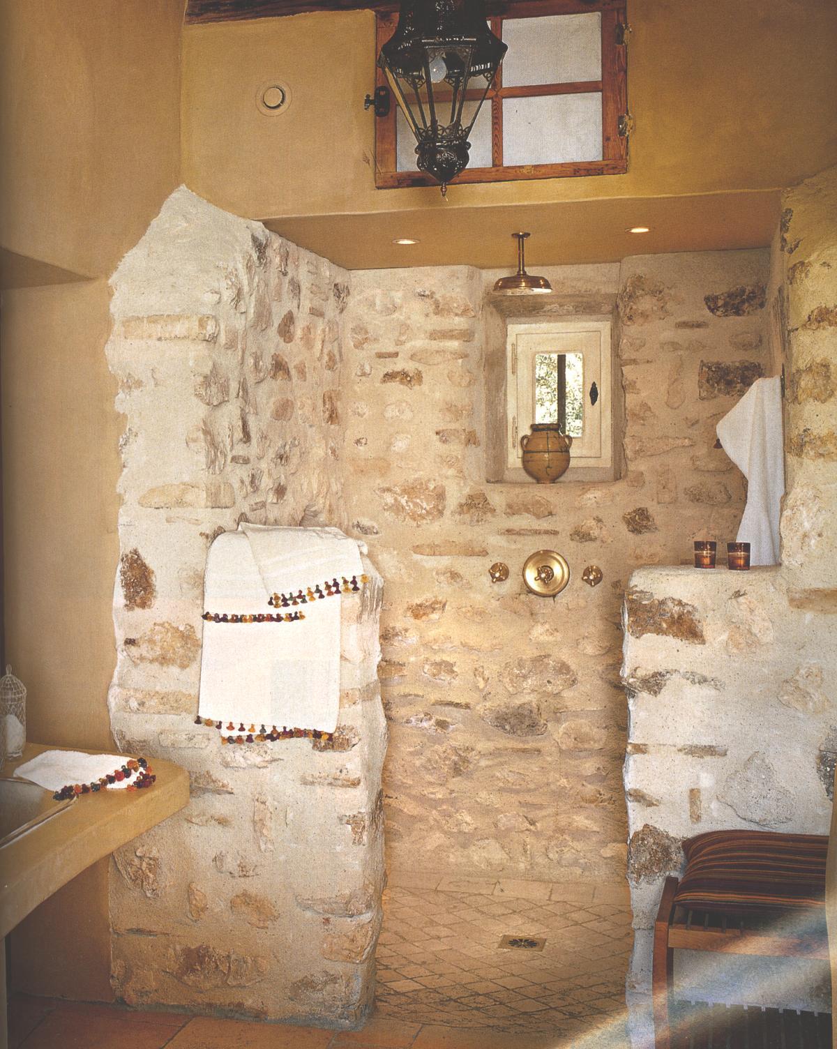 Conosciuto BOISERIE & C.: Bagno: la matericità dello stile provenzale UT83