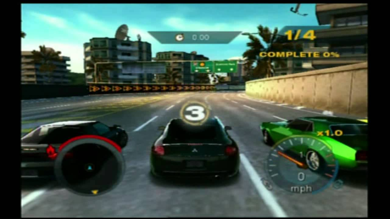 Ps Need For Speed Underground  Car List