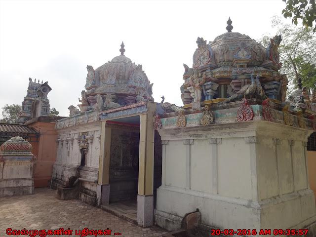 Karuvalarcheri Temple