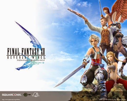 Final Fantasy XII: Revenat Wings (NDS)