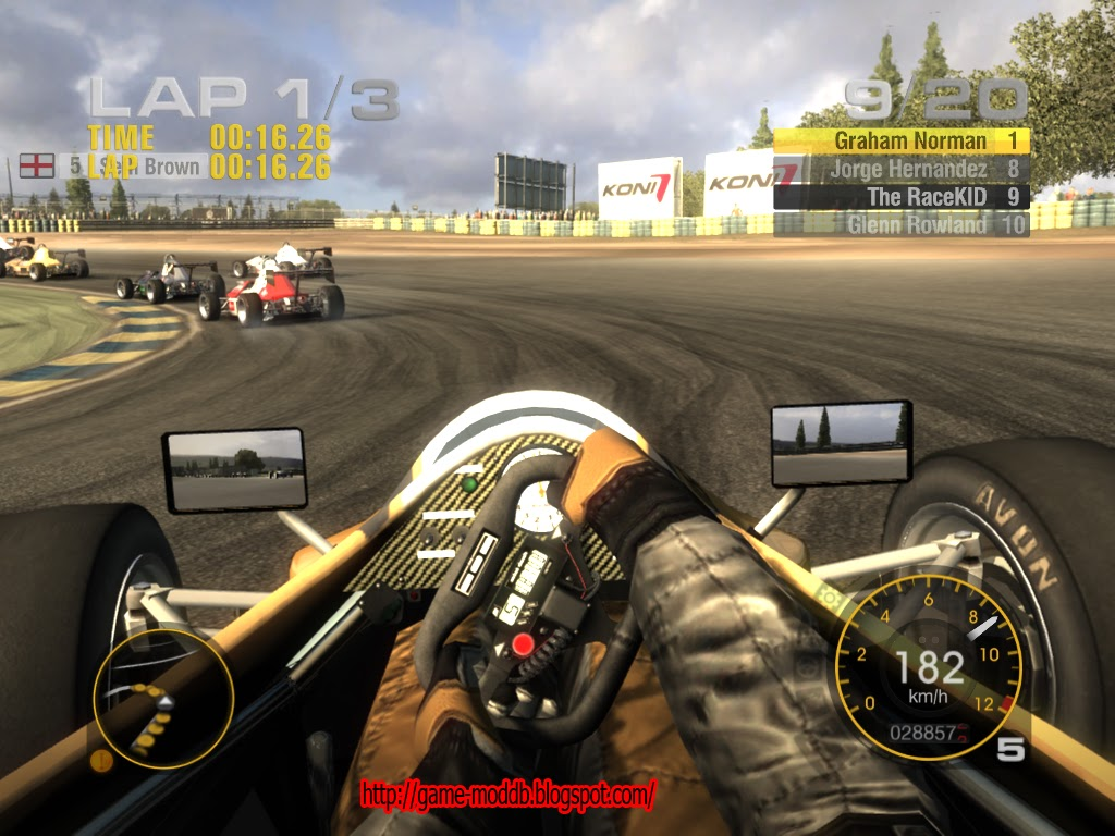 Race Driver Grid 2 Trainer