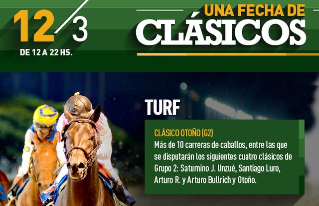 Cuatro Clásicos G2: Luro, Unzué, Otoño, y Bullrich en Palermo